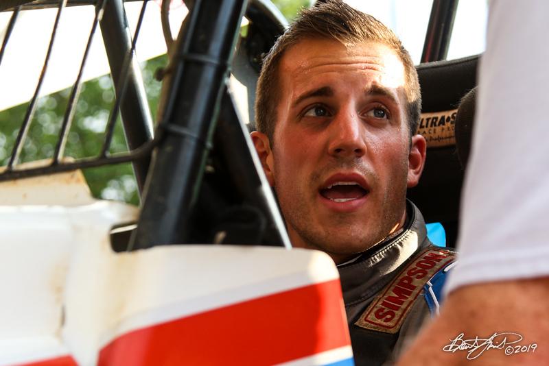 Mitch Smith Memorial - Pennsylvania Sprint Car Speedweek - Williams Grove Speedway - 33 Jared Esh