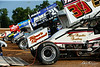 Mitch Smith Memorial - Pennsylvania Sprint Car Speedweek - Williams Grove Speedway - 39 Cory Haas