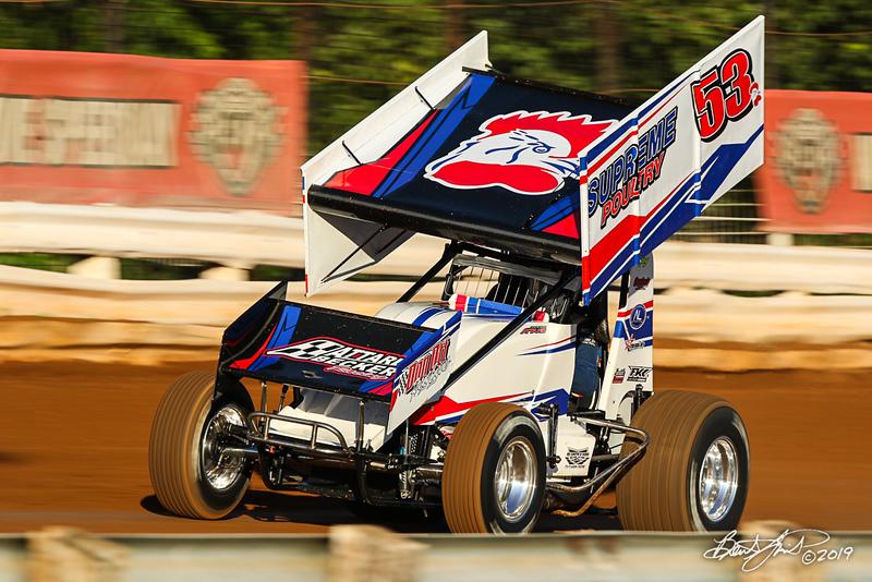 Williams Grove Speedway - 53 Jessie Attard