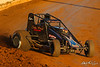 Williams Grove 100 - USAC Silver Crown Champ Car Series - Williams Grove Speedway - 8 Johnny Petrozelle