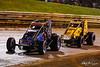 Williams Grove 100 - USAC Silver Crown Champ Car Series - Williams Grove Speedway - 53 Steve Buckwalter, 20 Kody Swanson