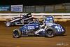Williams Grove 100 - USAC Silver Crown Champ Car Series - Williams Grove Speedway - 91 Justin Grant, 16 Austin Nemire