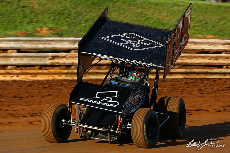 Williams Grove Speedway - 23 Todd Zinn
