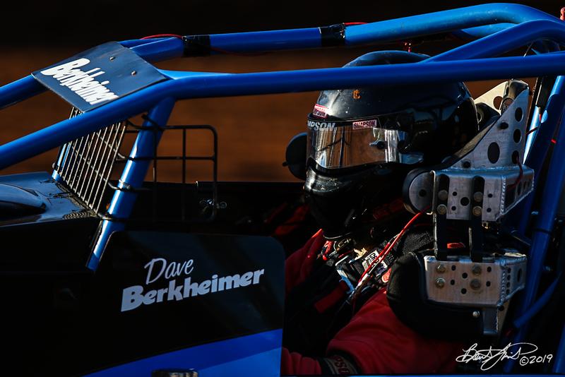Williams Grove 100 - USAC Silver Crown Champ Car Series - Williams Grove Speedway - 31 Dave Berkheimer