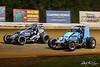 Williams Grove 100 - USAC Silver Crown Champ Car Series - Williams Grove Speedway - 16 Austin Nemire, 40 David Byrne