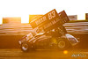World of Outlaws NOS Energy Drink Sprint Cars - Williams Grove Speedway - 83 Daryn Pittman