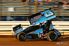 World of Outlaws NOS Energy Drink Sprint Cars - Williams Grove Speedway - 73B Brett Michalski