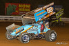 World of Outlaws NOS Energy Drink Sprint Cars - Williams Grove Speedway - 69K Lance Dewease