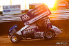 World of Outlaws NOS Energy Drink Sprint Cars - Williams Grove Speedway - 48 Danny Dietrich