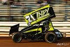 World of Outlaws NOS Energy Drink Sprint Cars - Williams Grove Speedway - 71 Gio Scelzi