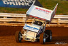 World of Outlaws NOS Energy Drink Sprint Cars - Williams Grove Speedway - 98 Dave Blaney