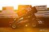 World of Outlaws NOS Energy Drink Sprint Cars - Williams Grove Speedway - 39M Anthony Macri