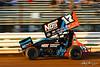 World of Outlaws NOS Energy Drink Sprint Cars - Williams Grove Speedway - 17 Sheldon Haudenschild
