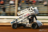 World of Outlaws NOS Energy Drink Sprint Cars - Williams Grove Speedway - 2 Carson Macedo