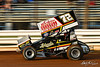 World of Outlaws NOS Energy Drink Sprint Cars - Williams Grove Speedway - 72 Ryan Smith