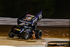 World of Outlaws NOS Energy Drink Sprint Cars - Williams Grove Speedway - 21 Brian Montieth
