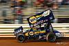 World of Outlaws NOS Energy Drink Sprint Cars - Williams Grove Speedway - 49 Brad Sweet