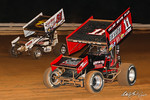 dirt track racing image - Jack Gunn Memorial - Ollie's Bargain Outlet All Star Circuit of Champions - Williams Grove Speedway - 51 Freddie Rahmer Jr., 11T TJ Stutts