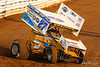 Champion Racing Oil Summer Nationals - World of Outlaws Nos Energy Drink Sprint Cars Series - Williams Grove Speedway - 27s Adrian Shaffer