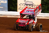 Champion Racing Oil Summer Nationals - World of Outlaws Nos Energy Drink Sprint Cars Series - Williams Grove Speedway - 19 Brent Marks