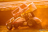 Champion Racing Oil Summer Nationals - World of Outlaws Nos Energy Drink Sprint Cars Series - Williams Grove Speedway - 53 Jesse Attard