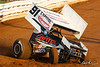 Champion Racing Oil Summer Nationals - World of Outlaws Nos Energy Drink Sprint Cars Series - Williams Grove Speedway - 91 Kyle Reinhardt