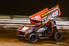Champion Racing Oil Summer Nationals - World of Outlaws Nos Energy Drink Sprint Cars Series - Williams Grove Speedway - 49X Tim Shaffer
