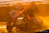 Champion Racing Oil Summer Nationals - World of Outlaws Nos Energy Drink Sprint Cars Series - Williams Grove Speedway - 18 Ian Madsen