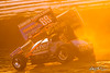 Champion Racing Oil Summer Nationals - World of Outlaws Nos Energy Drink Sprint Cars Series - Williams Grove Speedway - 69K Lance Dewease