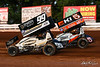 Champion Racing Oil Summer Nationals - World of Outlaws Nos Energy Drink Sprint Cars Series - Williams Grove Speedway - 99M Kyle Moody, 5 Shane Stewart