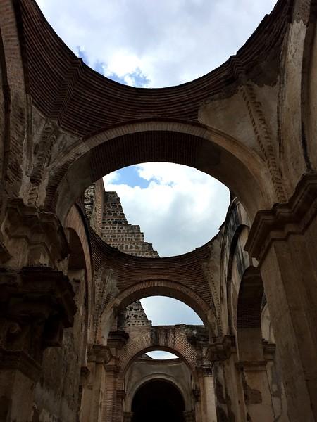 <b>Catedral de San José</b> <br>Antigua, Guatemala <br>February 22, 2019