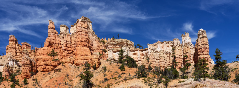 Bryce Canyon, North (Mossy Cave Trail)