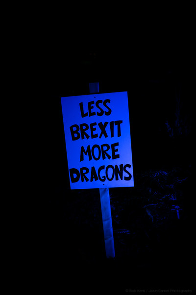 Less Brexit, More Dragons