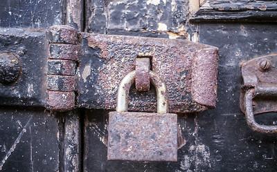 Hasp & Lock