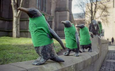 Green Marchers