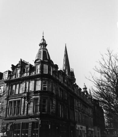Vintage Skyline