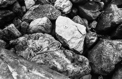 Rope on the Rocks