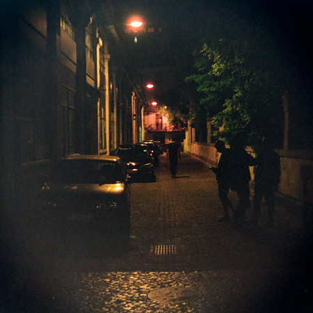 Late Night Lisbon