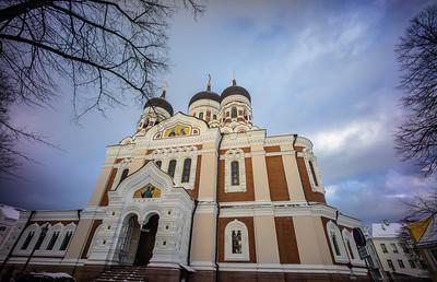 Aleksander Nevski Katedraal