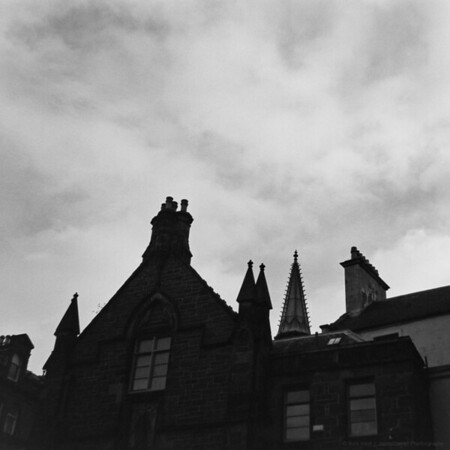 Chimneys & Spires