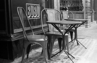 Another Table in Another Café