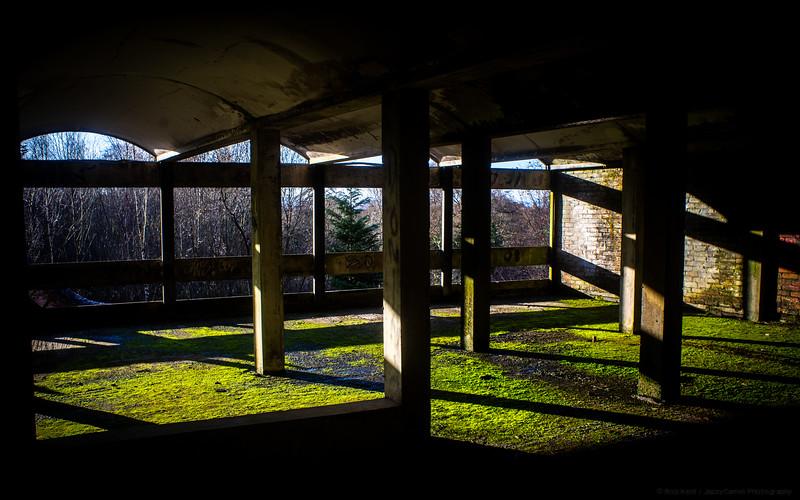 Pillars & Shadows