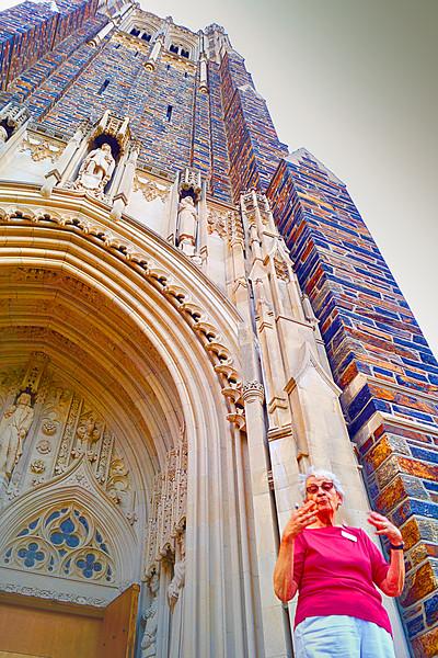 Hull Duke Chapel lady