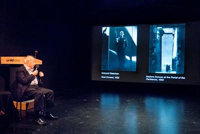 2019.09.27_PHOTO ALLIANCE TALK: Corey Keller of SFMOMA with photo collector Paul Sack