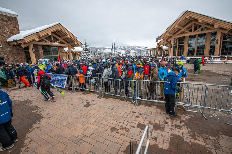 Snowbasin Opening day Nov 2019-0723