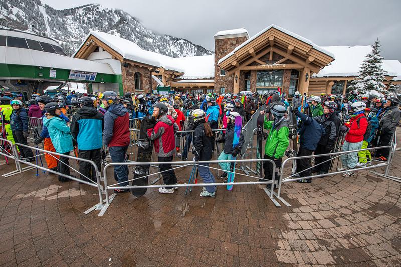 Snowbasin Opening day Nov 2019-0729