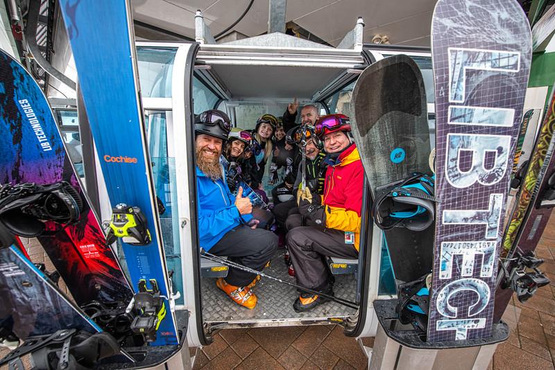 Snowbasin Opening day Nov 2019-0701