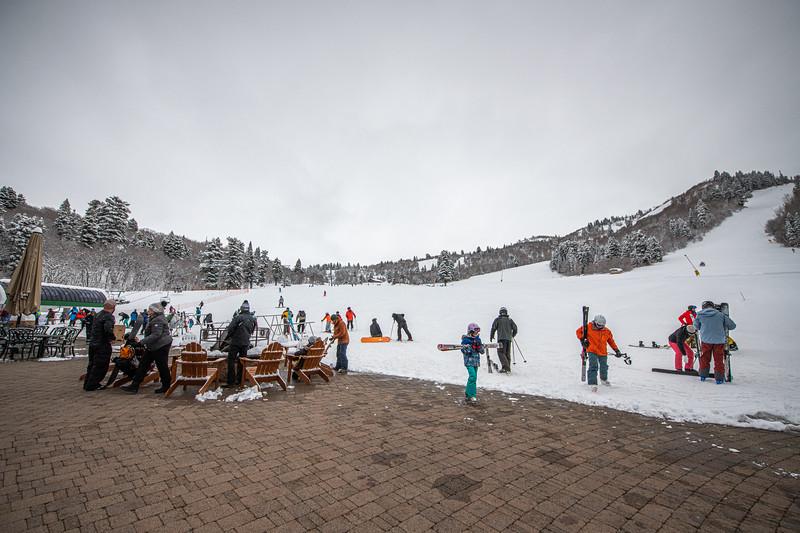 Snowbasin Opening day Nov 2019-0715