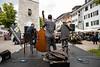 18.05.2019 Turmrede von Patti Basler in Olten<br /> <br /> Die Turmrede zum Auftakt der diesjährigen Kabarett-Tage wurde dieses Jahr von der bekannten Fricktalerin Patti Basler vorgetragen. Die musikalische Unterhaltung kam von Les Singes – Gypsy Jazz Trio.