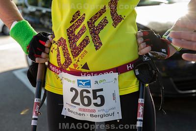 Belchenlauf 2019 - Start Nordic Walking